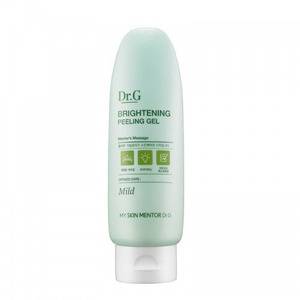 DR.G BRIGHTENING PEELING GEL 'CLEANSER,EXFOLIANT,SKINCARE' DB003