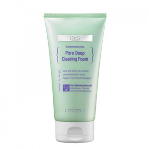 DR.G PORE DEEP CLEANING FOAM (CLEANSER,SKINCARE)  DB012