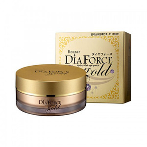 DIAFORCE EYE PATCH GOLD   DB057