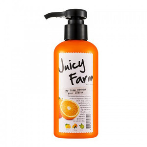JUICY FARM BODY LOTION (MY LIME 'BODY MOISTURIZER'  DB121