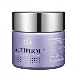 [화장품] DR.G ACTIFIRM REAL LIFTING NECK CREAM   DB414
