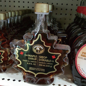 [CANADA] SMOKEY KETTLE MAPLE SYRUP 메이픞시럽 200ml