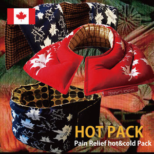 [핫팩]  CANADIAN BENTONITE HEAT PACK